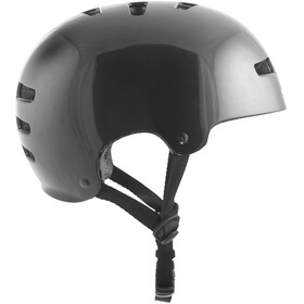 TSG Evolution Injected Color Helmet Youth injected black